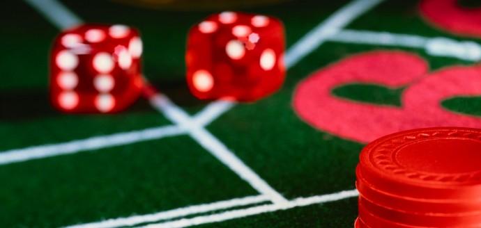 Casino tärningar